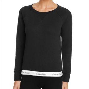 Calvin Klein Sweatshirt Sleepwear NWT